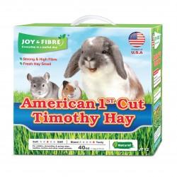 Joy & Fibre American 1st Cut Timothy Hay 40oz