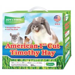 Joy & Fibre American 1st Cut Timothy Hay 80oz