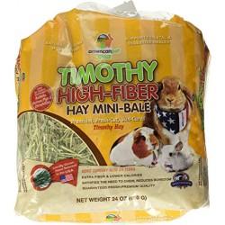 American Pet Diner High Fiber Timothy Hay (1st Cut) 24oz